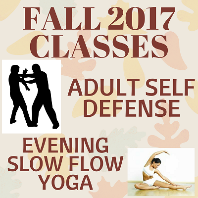 Spotlight New Fall Classes 2017
