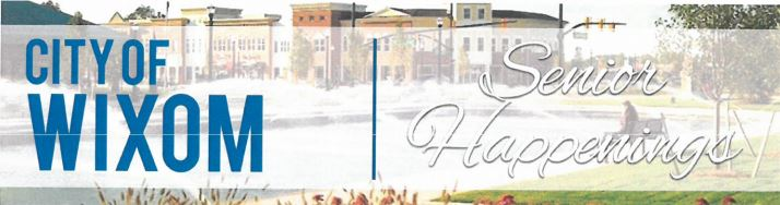 Senior Newsletter Header