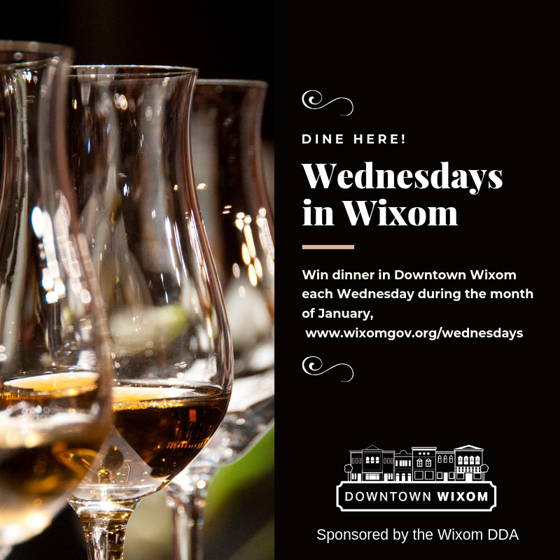 social media with wine Wed in Wixom