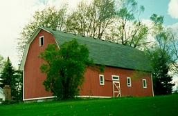 Munshaw Barn